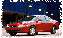 1999 Honda Accord Coupe Review Ratings Specs Prices and Photos