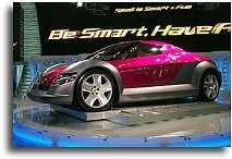 1999 Honda Spocket concept