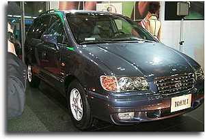 1999 Hyundai TRAJET concept