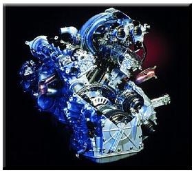 1999 Lexus ES 300 engine
