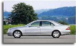 1999 Mercedes S600