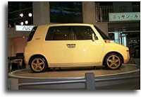 1999 Nissan AXY concept