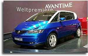 1999 Renault Avantime