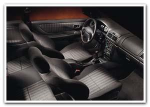 1999 Subaru Impreza 2.5 RS interior