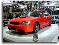 1999 Subaru Legacy Blitzen