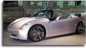 1999 Suzuki EV Sport concept