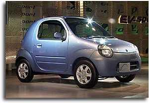 1999 Suzuki PU3 concept
