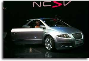1999 Toyota NCSV concept