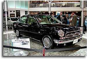 1999 Toyota Origin concept