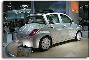 1999 Toyota WiLL Vi concept