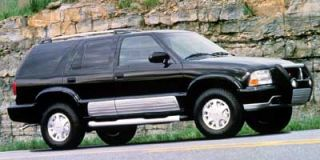 2000 GMC Jimmy Diamond Edition Convenience