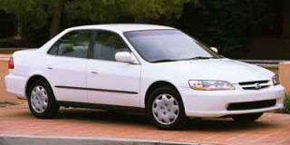 2000 Honda Accord Sdn DX