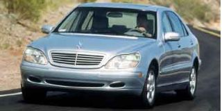 2000 Mercedes Benz S Class