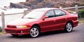 2000 Mitsubishi Galant LS
