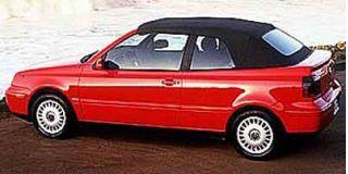 2000 Volkswagen Cabrio GL