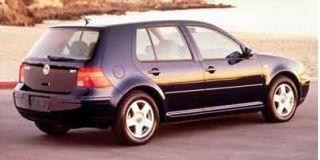 2000 Volkswagen Golf GLS