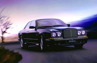 2000 Bentley Mulliner Continental
