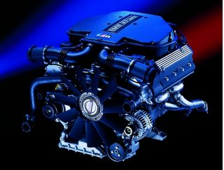 2000 BMW M5 engine