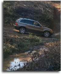 2000 BMW X5 4.4i 2