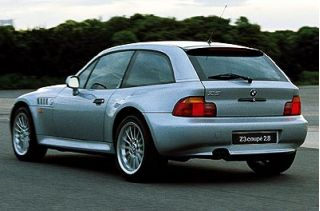 2000 BMW Z3 Coupe