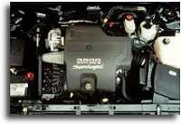2000 Buick Park Avenue Engine