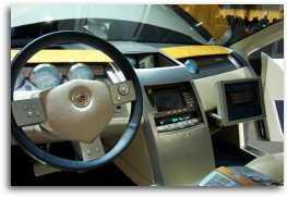 2000 Cadillac Imaj Interior concept