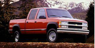2000 Chevrolet C/K