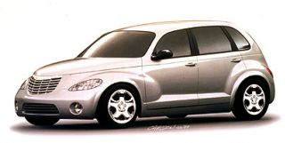 2000 Chrysler GT Cruiser Concept