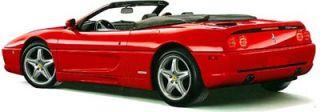 2000 Ferrari F355 Spider