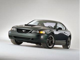 2000 Ford Bullit Mustang