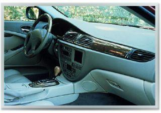 Wonderful 2000 JAGUAR S TYPE Interior