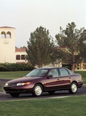 2000 Lincoln LS 2