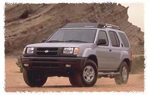 2000 Nissan Xterra 2