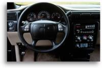 2000 Pontiac Montana Interior
