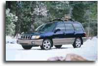 2000 Subaru Forrester concept