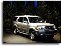 2000 Toyota Sequoia