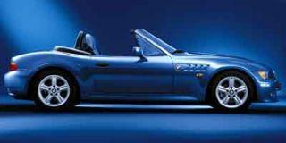 2001 BMW Z3-Series 2.5i
