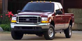 2001 Ford Super Duty F-350 SRW XL