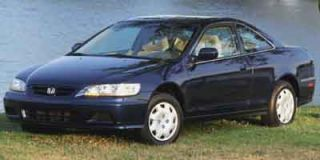 2001 Honda Accord Cpe LX