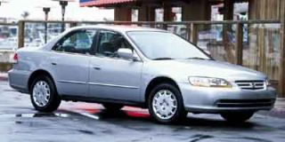 2001 Honda Accord Sdn DX