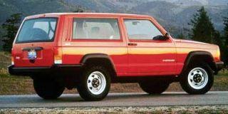 2001 Jeep Cherokee SE