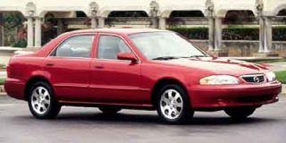 2001 Mazda 626 LX