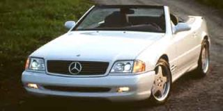 2001 Mercedes Benz SL Class