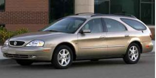 2001 Mercury Sable GS