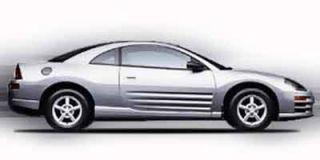 2001 Mitsubishi Eclipse RS