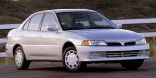 2001 Mitsubishi Mirage LS