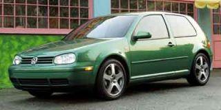 2001 Volkswagen GTI GLS