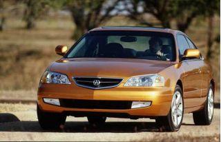 2001 Acura CL 2