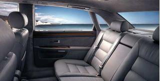 2001 Audi A8L interior
