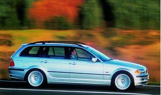 2001 BMW 3 series sport wagon